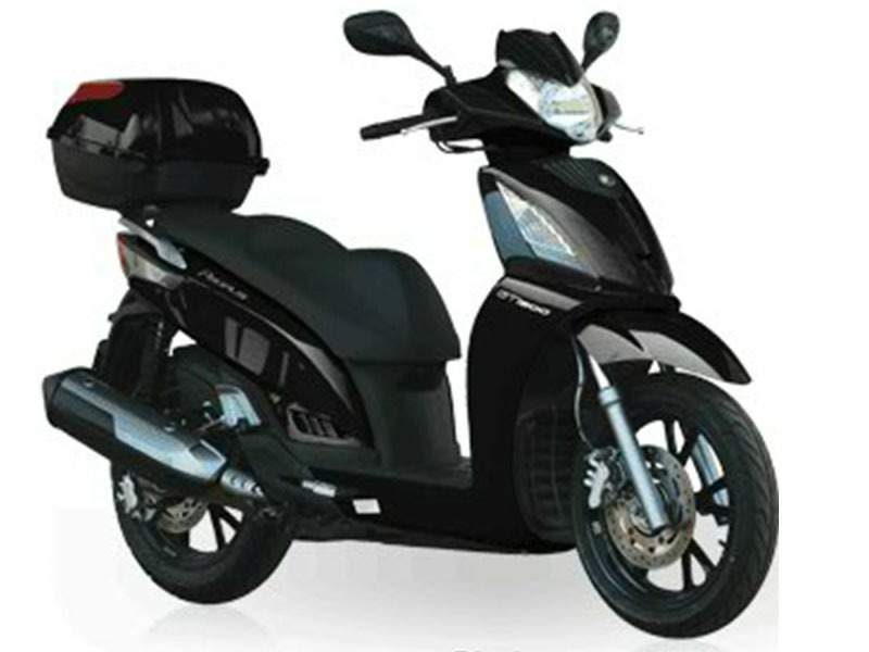 KYMCO Kymco People GT 300i technical specifications